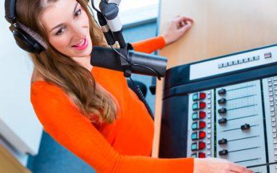 Souveräne und sichere Radio-Moderation