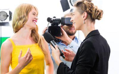 Medientraining: Fit für die Kamera