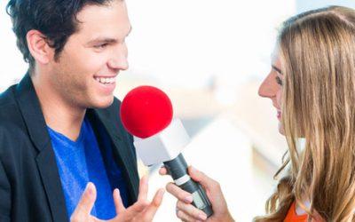 Interviews, Straßenumfragen & Co