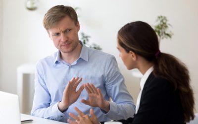 Schwierige Gespräche erfolgreich meistern