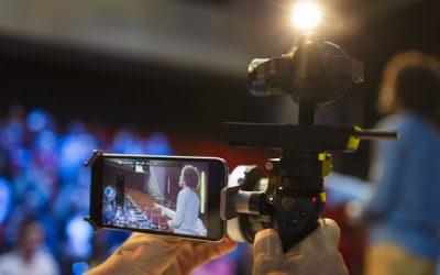 Berichterstattung mit dem Smartphone