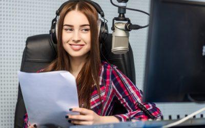 Podcast, Radio & TV: Authentisch Sprechen